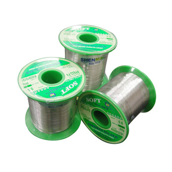 Lead Free and Halogens Free Solder Wire
